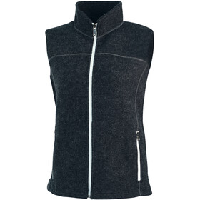 Ivanhoe of Sweden Beata Vest Damen graphite marl